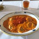 Lobster and Bay Shrimp Ravioli