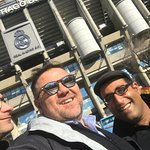 Santiago Bernabeu- a must see in Madrid