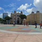 Foto de Praça do Marco Zero