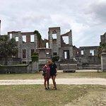 Dungeness ruins