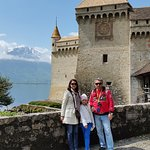 صورة فوتوغرافية لـ Chateau de Chillon