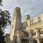 Billede af Abbaye de Jumieges