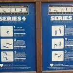 Instructions for adult exercise equipment