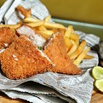 Famous FISH FRIED - Fish n Chips