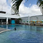 Swimming pool (hot jacuzzi at the roof top