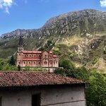 Santuario de la Virgen de Covadonga Picos de Europa Asturias