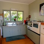 Clean and efficient kitchen area