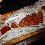 Peppery Chicken Strips