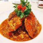 Jumbo Signature Chilli Crab  - Cua Sốt Ớt Singapore Trứ Danh