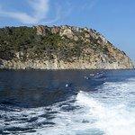 Costa Brava kust