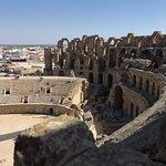صورة فوتوغرافية لـ El Jem Amphitheatre