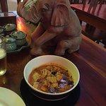 ภาพถ่ายของ ผัดไทย ไข่แดง