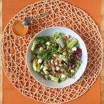 Salade Romesco de Catalogne !