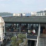 Top floor beyond part of terrace