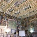 Salone nel Palazzo dei Priori