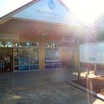 Hanmer Springs Pools & Spa entrance