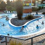 Hanmer Springs Pools & Spa has a popular plunge pool