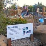 Good signage at Hanmer Springs Pools & Spa