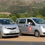 Our Winelands Vehicles