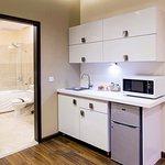 Premium Suite Italian Kitchenettes