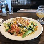 Santa Fe Salad (w/ chicken) - $13.98