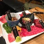 ภาพถ่ายของ Yakiniku a Five Toku Ginza8chome