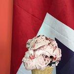 Royal Cherry Vanilla in celebration of Royal Wedding
