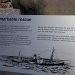A remarkable rescue