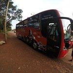 Onibus do City Tour na Argentina