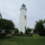 Beautiful old lighthouse.