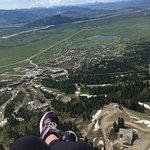 Jackson Hole Paragliding resmi