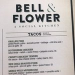Bell and Flower A Social Kitchen의 사진