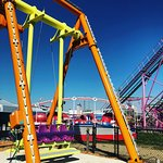 All New Happy Swing Ride great for the younger kids!