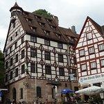 صورة فوتوغرافية لـ Albrecht Durer House