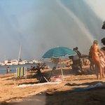 Playa de Punta Umbria照片