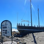 Shipwreck memorial