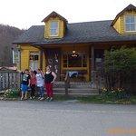 The Hutte Restaurant