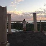 Sakura Sunset ภาพถ่าย