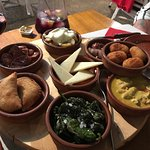 Amazing tapas and so cheap