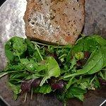 fresh tuna filet