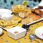 Riad Ben Tachfine petit déjeuner
