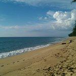 ภาพถ่ายของ หาดไม้ขาว