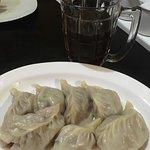 Steamed Mutton Momos..