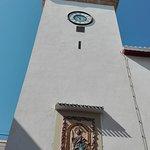 Iglesia antes de la plaza.