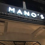 Mano's in Cape Town, South Africa