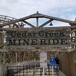 Cedar Creek Mine Ride (Coaster)