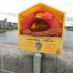 A Ringbuoy for emergency use