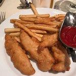 Harry's Kids Chicken Tenders and Fries
