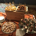 Harry's Mini Dessert Station