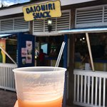 Awesome place to stop for a quick, fresh, affordable Daiquiri!